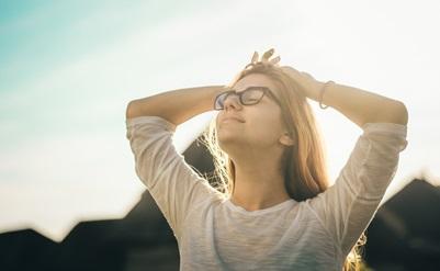 respire et accepte le stress avant entretien d'embauche